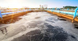 Impianto di depurazione acque reflue da rendere efficiente