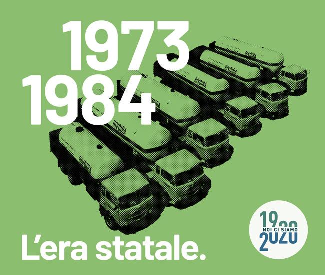 1973-1984 l'era statale di Rivoira