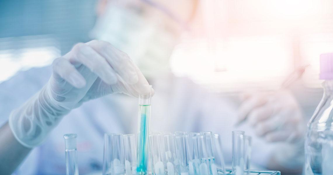 Analisi di laboratorio per verificare la presenza della Legionella